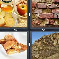 4 Pics 1 Word Crumble