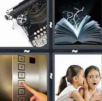 4 Pics 1 Word Levels Stories