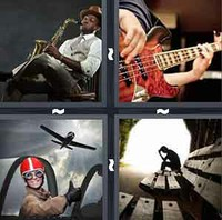 4 Pics 1 Word Levels Solo