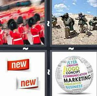 4 Pics 1 Word Campaign