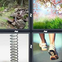 4 Pics 1 Word Levels Spring