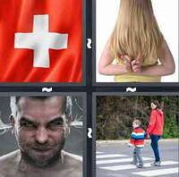 4 Pics 1 Word Levels Cross