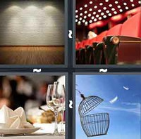 4 Pics 1 Word Levels Empty