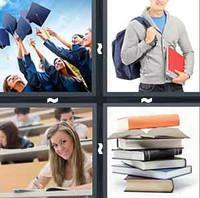 4 Pics 1 Word Levels College