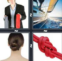 4 Pics 1 Word Levels Knot