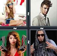 4 Pics 1 Word Levels Trendy