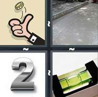 4 Pics 1 Word Levels Even