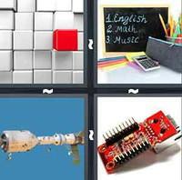 4 Pics 1 Word Levels Module