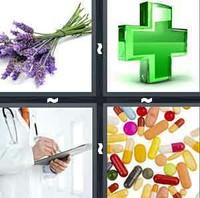 4 Pics 1 Word Medicine