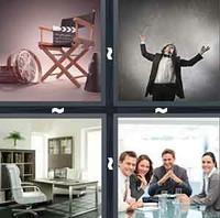 4 Pics 1 Word Director