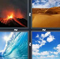 4 Pics 1 Word Elements