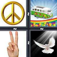 4 Pics 1 Word Levels Peace