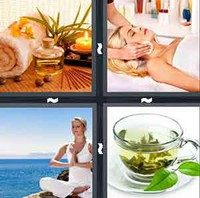 4 Pics 1 Word Wellness