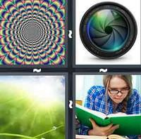 4 Pics 1 Word Levels Focus