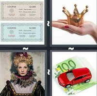 4 Pics 1 Word Levels Royalty