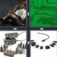 4 Pics 1 Word Adapter