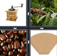 4 Pics 1 Word Levels Coffee