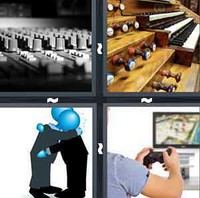 4 Pics 1 Word Console