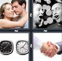 4 Pics 1 Word Unison