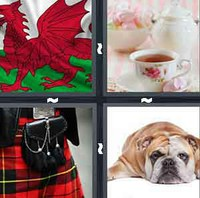 4 Pics 1 Word Britain