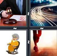 4 Pics 1 Word Motion