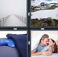 4 Pics 1 Word Blanket