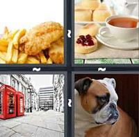 4 Pics 1 Word Levels English