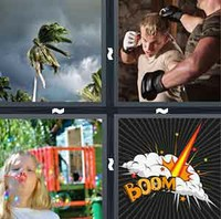 4 Pics 1 Word Levels Blow