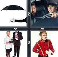 4 Pics 1 Word Servant