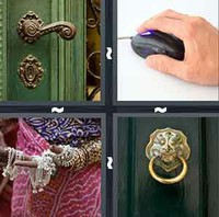 4 Pics 1 Word Handle