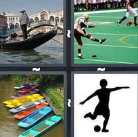 4 Pics 1 Word Punt
