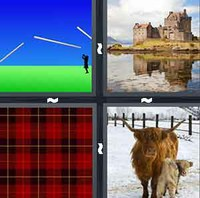 4 Pics 1 Word Scottish