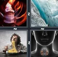 4 Pics 1 Word Levels Gorge