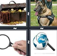 4 Pics 1 Word Levels Search