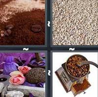 4 Pics 1 Word Levels Granule