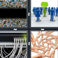 4 Pics 1 Word Network