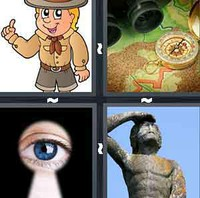4 Pics 1 Word Scout