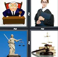 4 Pics 1 Word Justice