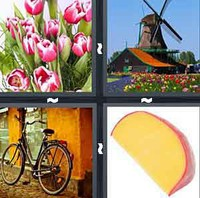 4 Pics 1 Word Dutch