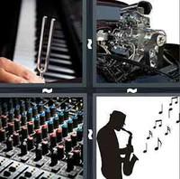 4 Pics 1 Word Levels Tune