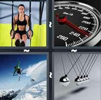 4 Pics 1 Word Levels Momentum