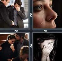 4 Pics 1 Word Levels Sorrow