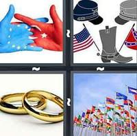 4 Pics 1 Word Levels Alliance