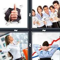 4 Pics 1 Word Success