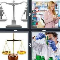 4 Pics 1 Word Compare