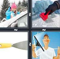 4 Pics 1 Word Scraper