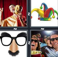 4 Pics 1 Word Levels Comedy