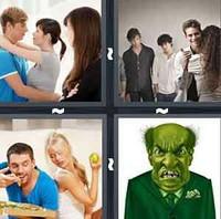 4 Pics 1 Word Levels Envy