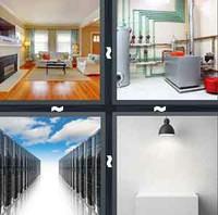 4 Pics 1 Word Levels Room