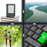 4 Pics 1 Word Levels Amazon